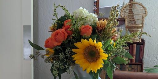 Floral Arranging Workshop 10.17.19