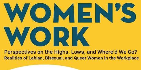 Big Queer Convo: Women's Work tickets