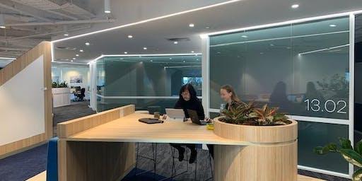 DPC Workplace Experience Workshop | Level 15