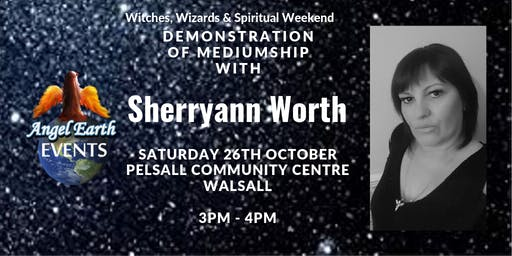Demonstration of Mediumship with Sherryann Worth