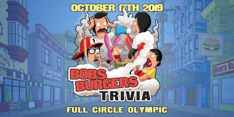 Bobs Burgers Trivia Night tickets