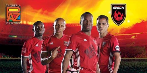 Phoenix Rising FC Players Meet and Greet