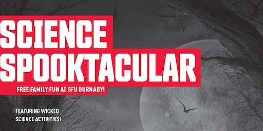 SFU Science Spooktacular 2019