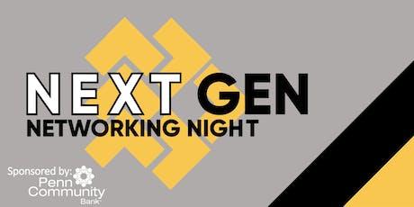 NEXT GEN Networking Night tickets