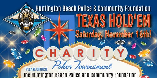 HBPCF Texas Hold'em Charity Poker Tournament