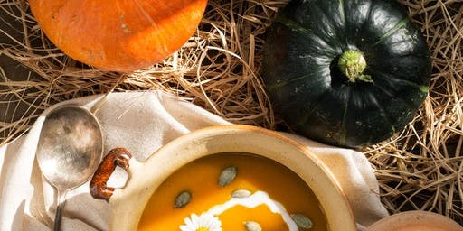 Wine and Spoon Harvest - Fall Soup and Wine Pairing at Mercantile
