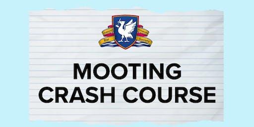 Mooting Crash Course