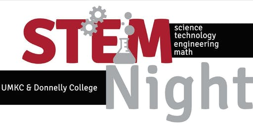 UMKC and Donnelly STEM Night