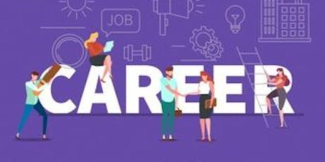 Information Session - Breakthrough Career Coaching tickets