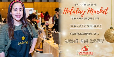 EWI's 7th Annual Holiday Market tickets
