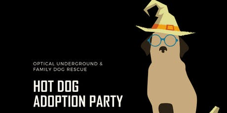 Halloween Family Dog Rescue Adoption Event tickets
