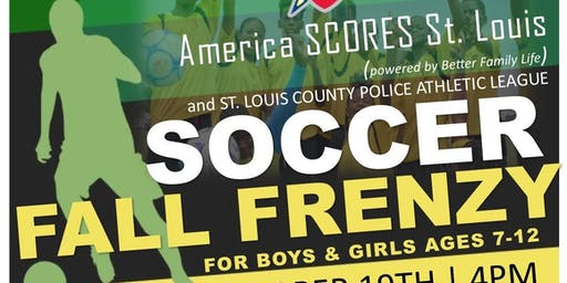 Soccer Fall Frenzy and Camp-America Scores-Jennings-PAL