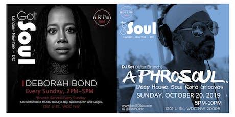 Got Soul Sundays At Bin 1301 Wine Bar DC tickets