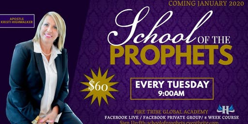 School of Prophets Session 4