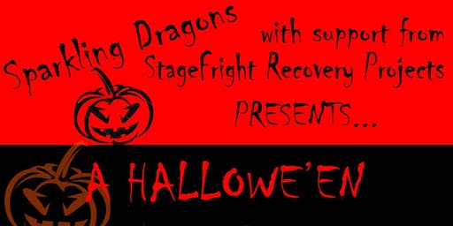 Sparkling Dragons  Halloween Show