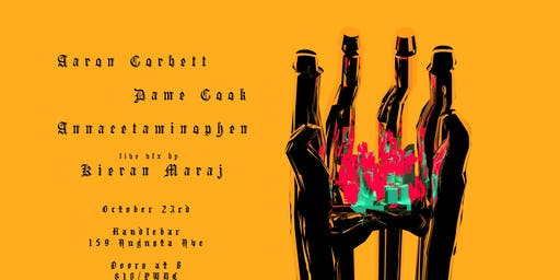 Aaron Corbett / Dame Cook / Annacetaminophen