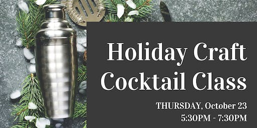 Holiday Cocktails with Charbay Distillery
