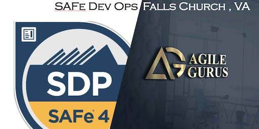 SAFe® 4.6 Dev Ops Certification Class - Falls Church