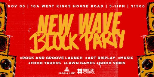 New Wave Block Party