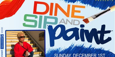 Sham Rocks Foundation Presents Dine, Sip & Paint