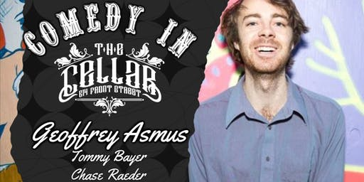 Comedy in The Cellar - Geoffrey Asmus