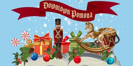 Volunteer for Pomona Christmas Parade