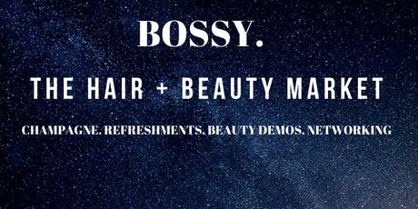 The Hair + Beauty Market tickets