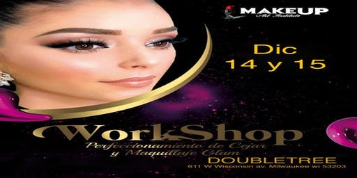 Workshop Maquillaje Glam pro