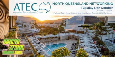 Australian Tourism Export Council - October Networking tickets