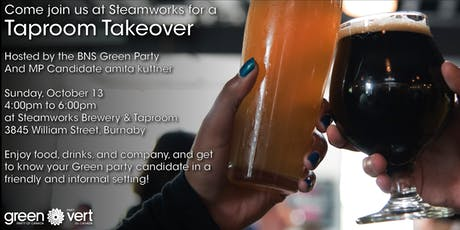 Steamworks Taproom Takeover tickets