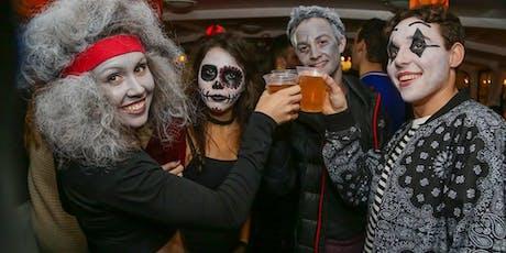 NYC Halloween Saturday Evening Cruise at Skyport Marina tickets