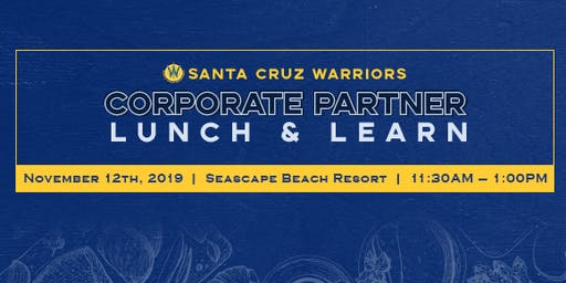 Corporate Partner Lunch and Learn
