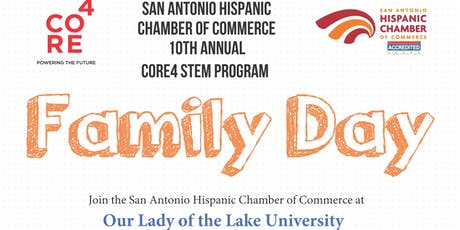 Core 4 STEM Family Day 2019 at Our Lady of the Lake University  tickets