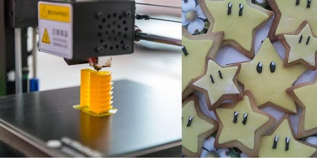 3D Printing Thursdays: Cookie Cutter Edition tickets