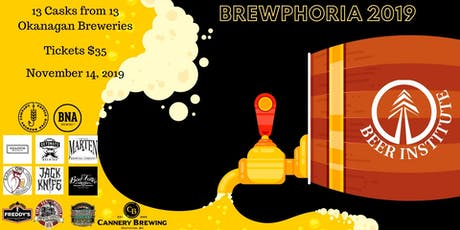 Brewphoria 2019 tickets