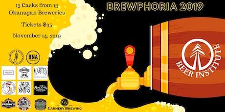 Brewphoria 2019 tickets