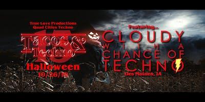 Tacos & Techno 13: Halloween