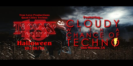 Tacos & Techno 13: Halloween tickets