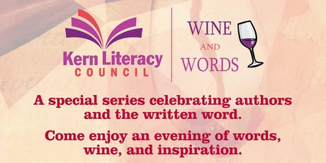 Wine and Words VII  featuring Jennifer Gardiner tickets