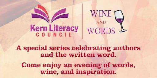 Wine and Words VII                              featuring Jennifer Gardiner