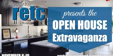Open House Extravaganza Weekend tickets