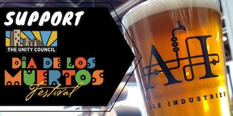 Dia de los Muertos Cerveza Party! tickets