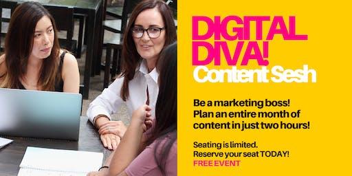 Digital Diva Content Sesh