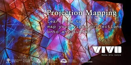 Projection Mapping with Stuart Ward tickets