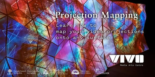 Projection Mapping with Stuart Ward