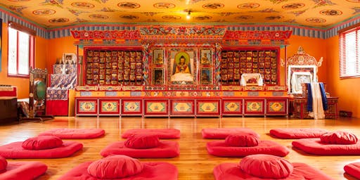 Meditation Retreat Feb 2020