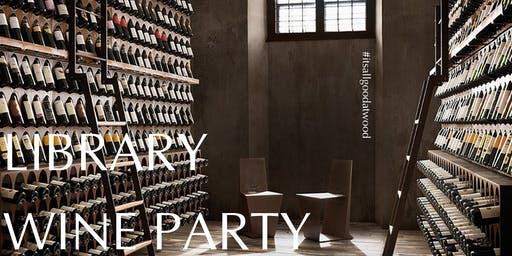 It's a Library Party!