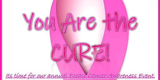 """YOU"""" have the power to annihilate  breast cancer"""