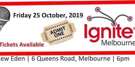Ignite Melbourne tickets