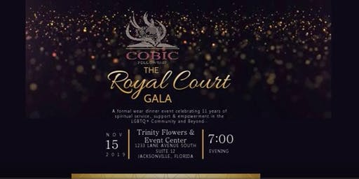 THE ROYAL COURT GALA